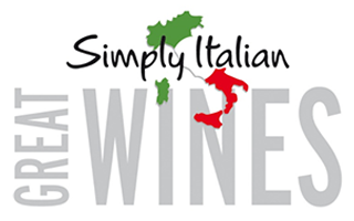 Simply Italian Great Wines Logo