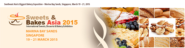 Sweets Bakes Asia 2015 Logo